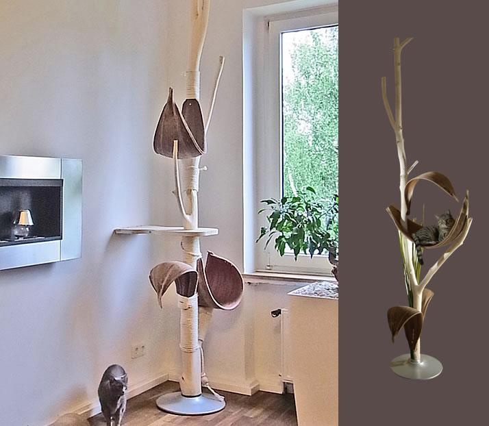 Katzenbaum Quot Schale Quot 187 Katzenbaum Design Treestyle